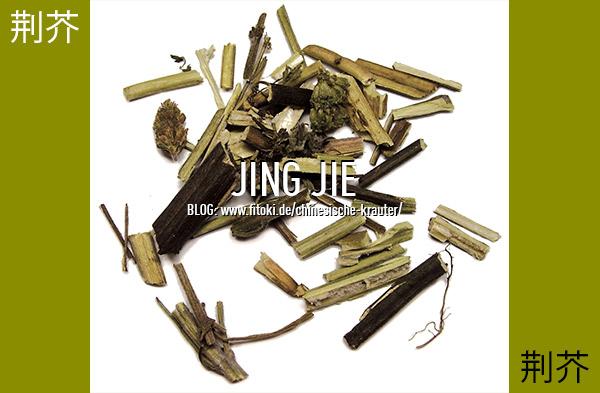 Jing Jie chinesische Kräuter